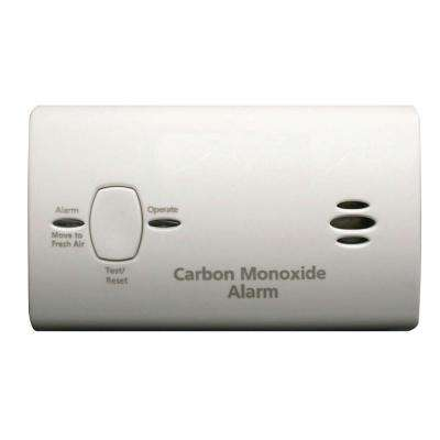 Battery Operated Carbon Monoxide Alarm (2-Pack)