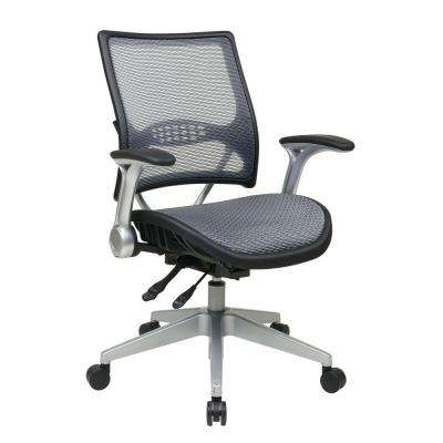 Black AirGrid Manager Office Chair