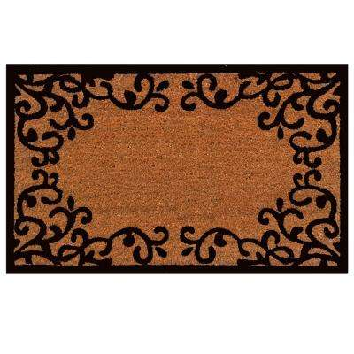 Chateaux Door Mat 18 in. x 30 in.