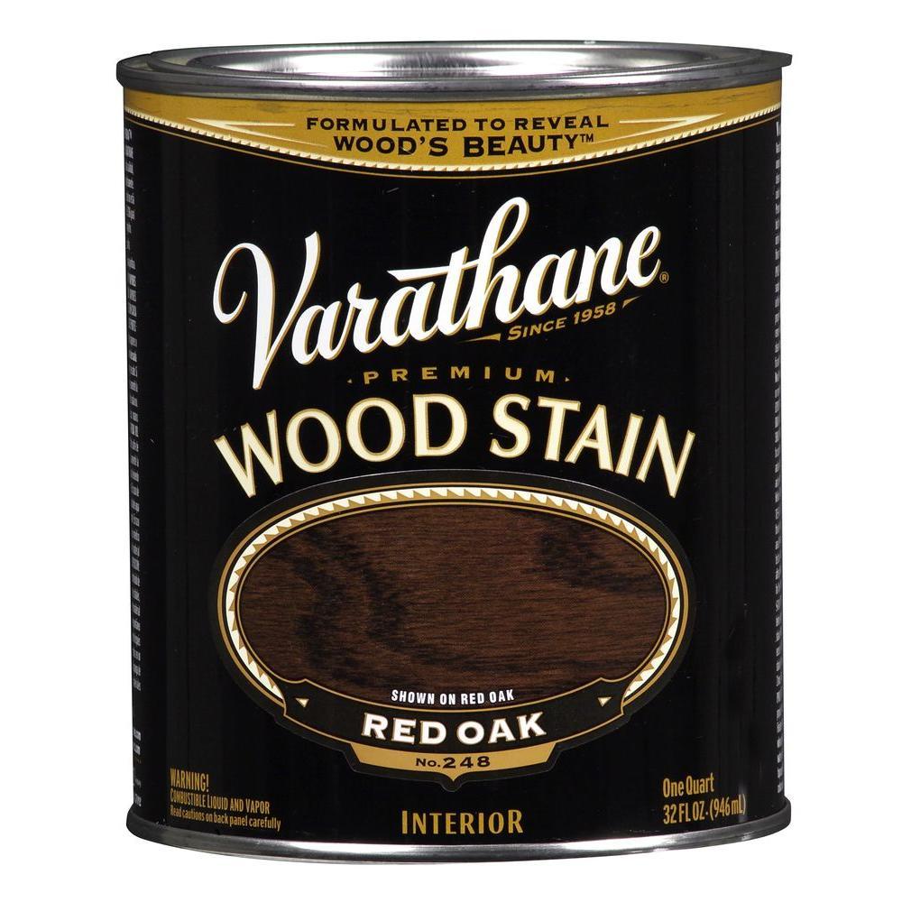 1-Qt. Premium Interior Wood Stain
