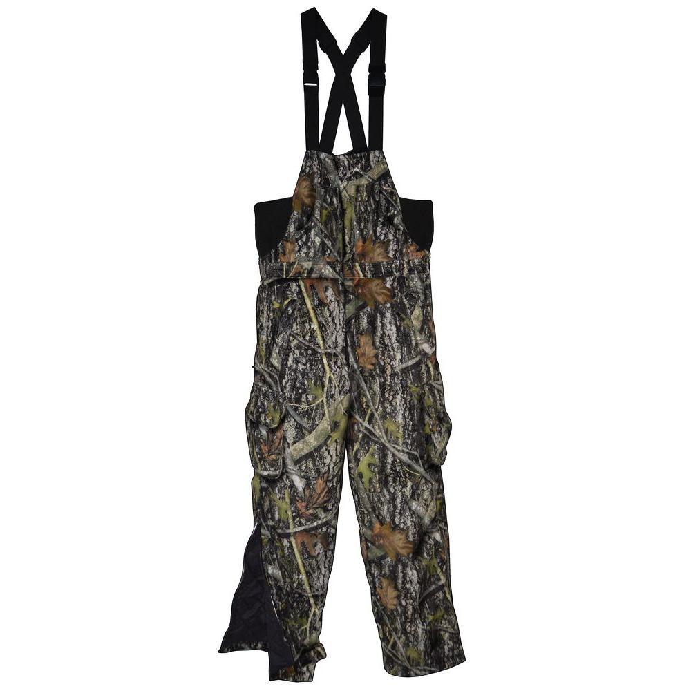 TrueTimber Camo Men's 2X-Large Camouflage Insulated Hunting Bib by TrueTimber Camo