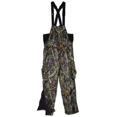 Men's 2X-Large Camouflage Insulated Hunting Bib