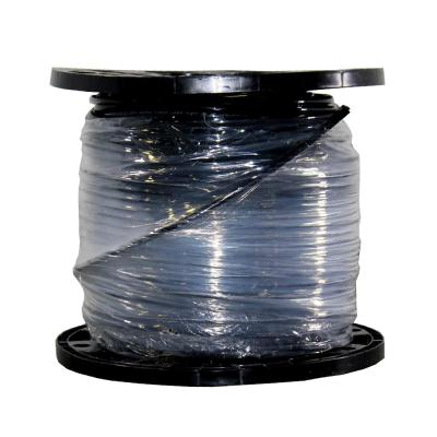 500 ft. 2/1 Black Stranded Single Conductor THHN Wire