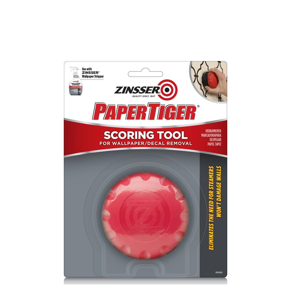 Zinsser Wallpaper Scoring Tool
