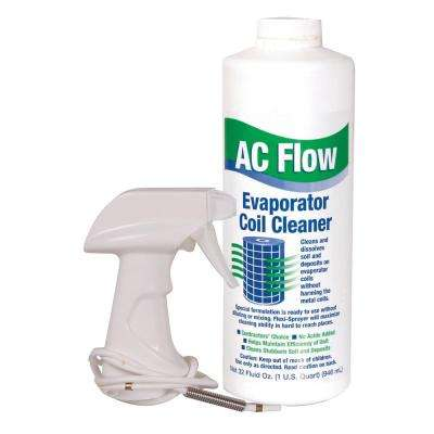 AC Flow 32 fl. oz. Coil Cleaner