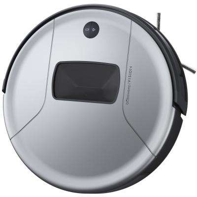 Steel PetHair Vision Robotic Vacuum Cleaner with Wi-Fi Enabled