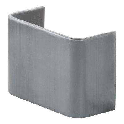 "Raw Steel Weld-On Stake Pocket (3-1/2"" x 1-5/8"" I.D.)"