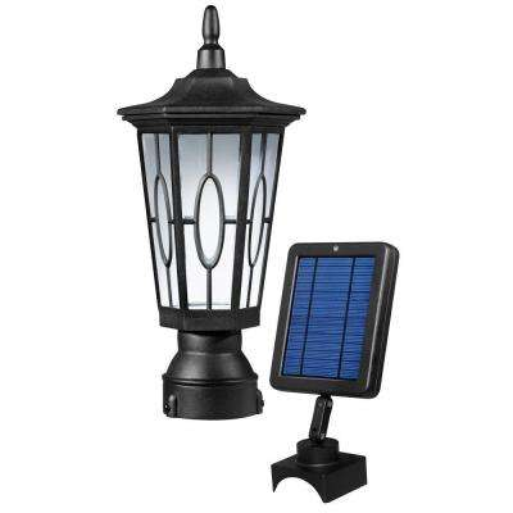 Newport coastal outdoor lighting accessories outdoor lighting carousel exterior black led post top lantern aloadofball Gallery