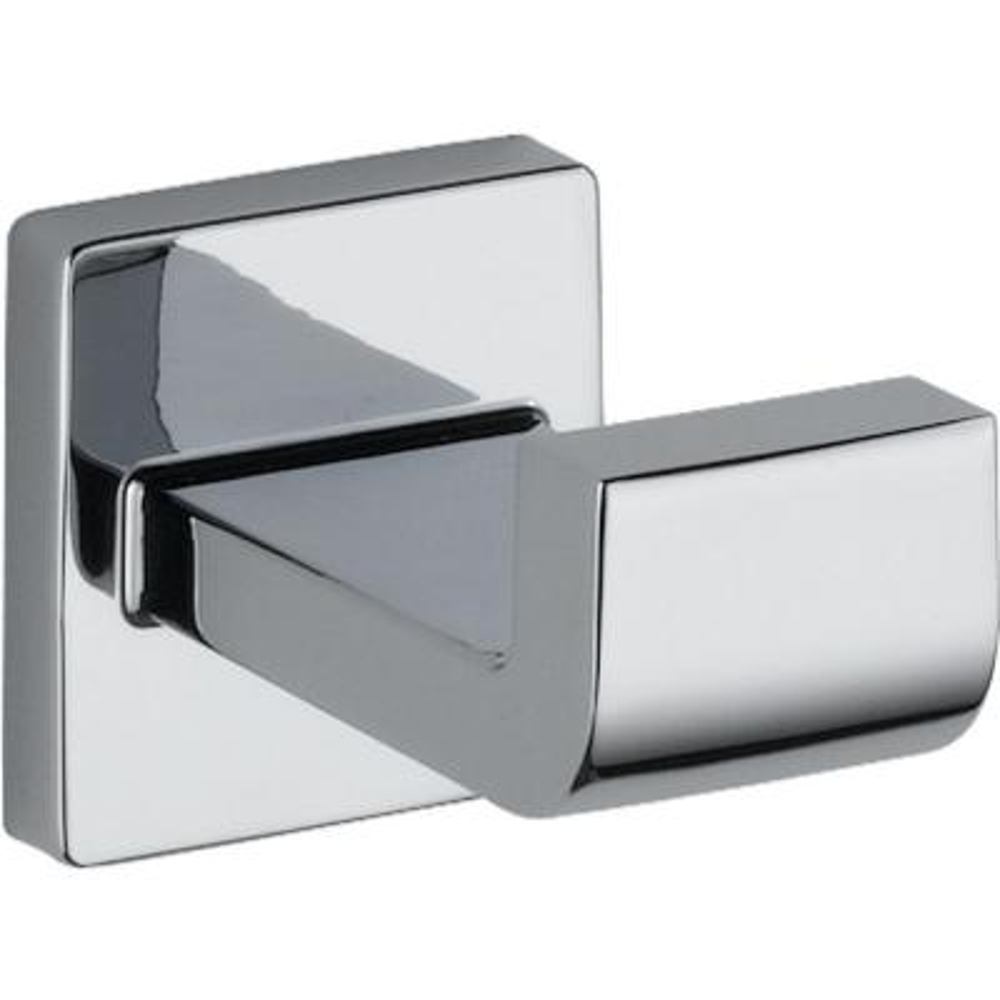 Ara Single Towel Hook in Chrome