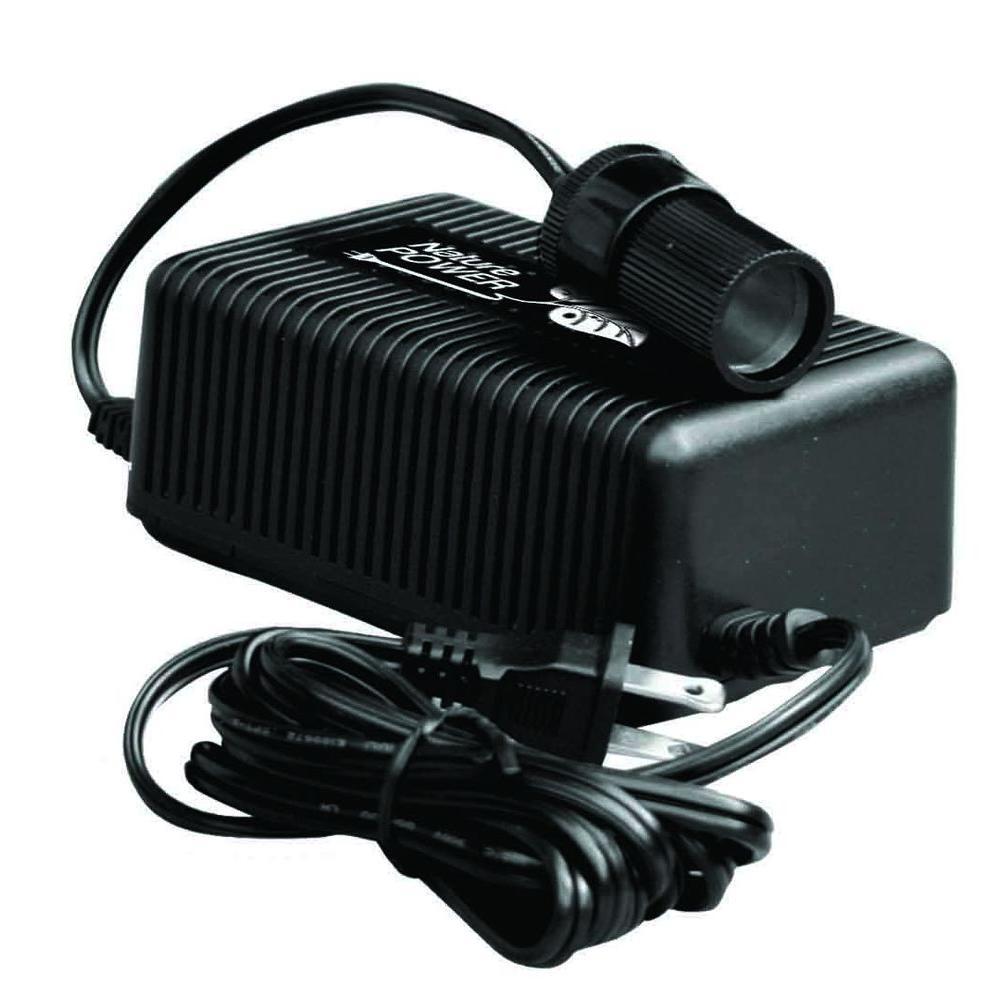 12 Volt Converter >> Nature Power 5 8 Amp Ac To 12 Volt Dc Converter