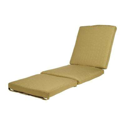 Chaise Lounge Cushions Outdoor Cushions The Home Depot