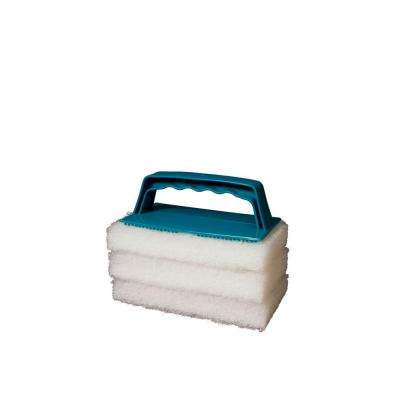 The Gripper Scrub Pads (3-Pack)