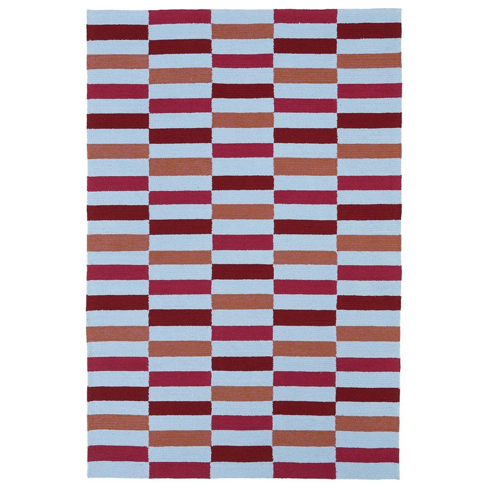 Matira Cranberry 8 ft. 6 in. x 11 ft. 6 in.