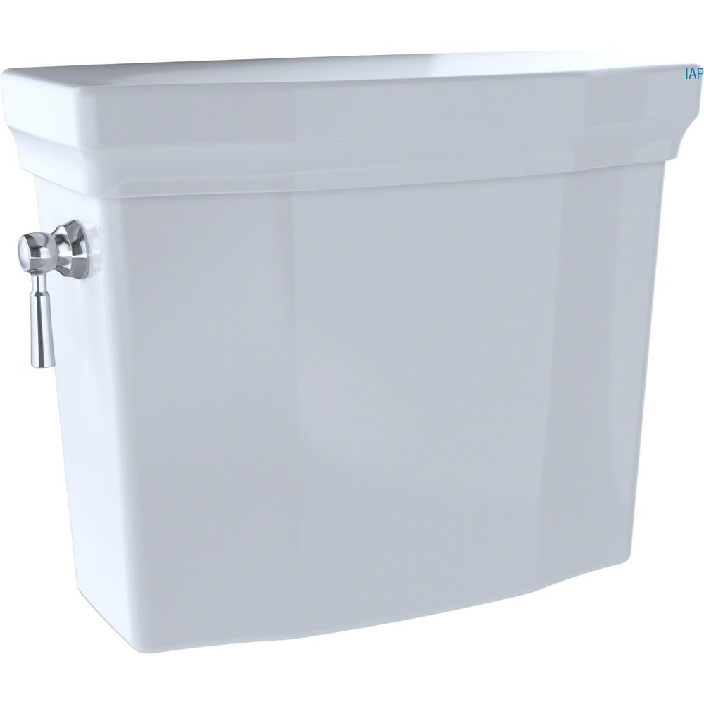 Promenade II 1.0 GPF Single Flush Toilet Tank Only in Cotton White