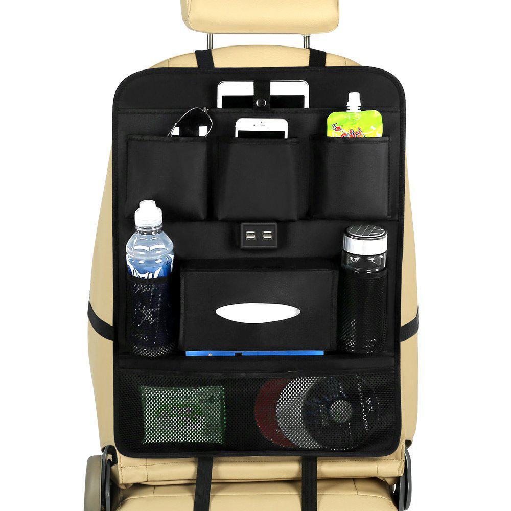 Backseat Toy Storage Internets Best Seat Back Storage Organizer Multi Pocket Travel Storage Bag