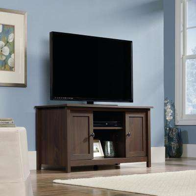 County Line Rum Walnut Storage Entertainment Center