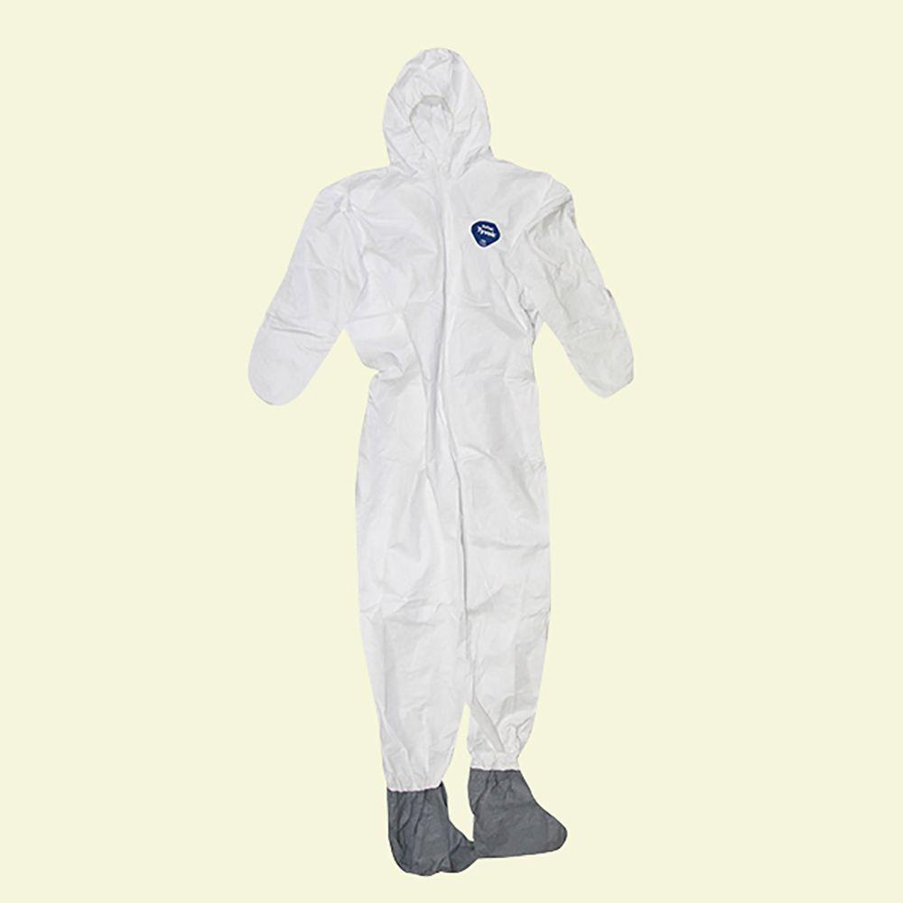 TYVEK Extra Large Coverall with Hood and Boot