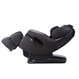 +3. TITAN Pro Series Brown Faux Leather Reclining Massage Chair