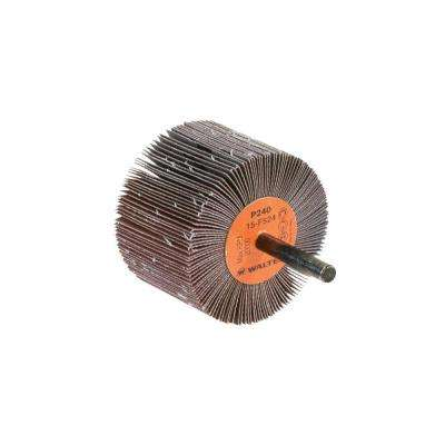 COOLCUT 2-3/8 in. x 1.5 in. GR:240 Sanding Flap Wheels