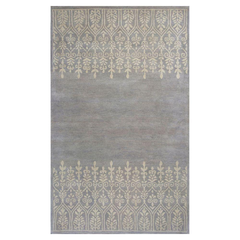 Donny Osmond Home Grey Traditions 3 ft. x 5 ft. Area Rug