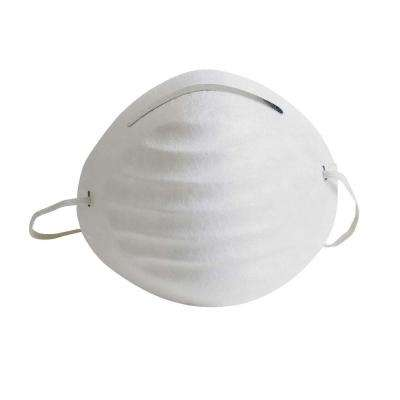 Particle Respirator Non-Toxic Dust Mask (50-Box)