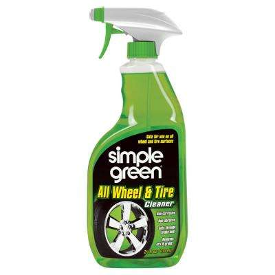 24 oz. All Wheel and Tire Cleaner