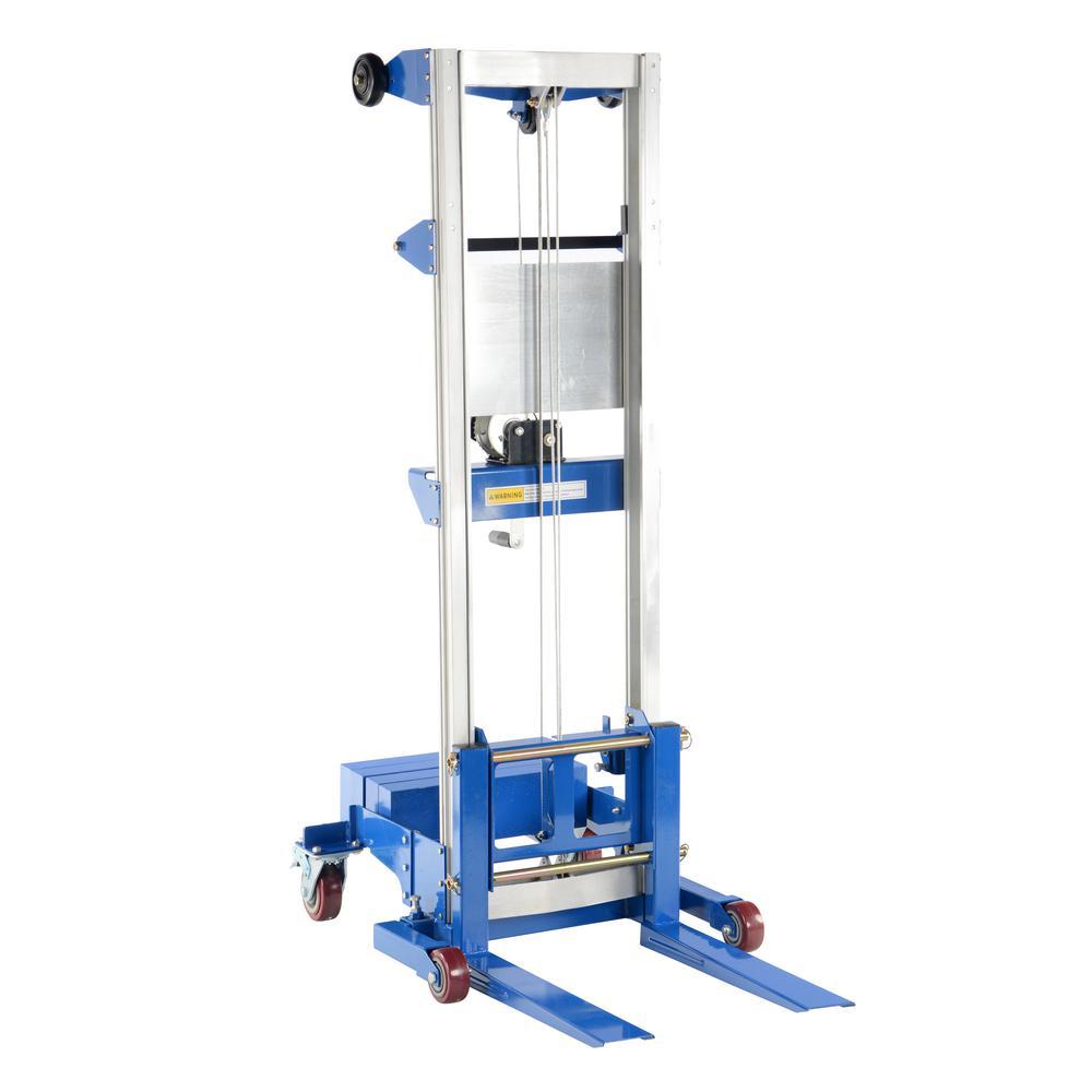 400 lbs. Winch Lift Truck Counter Balance
