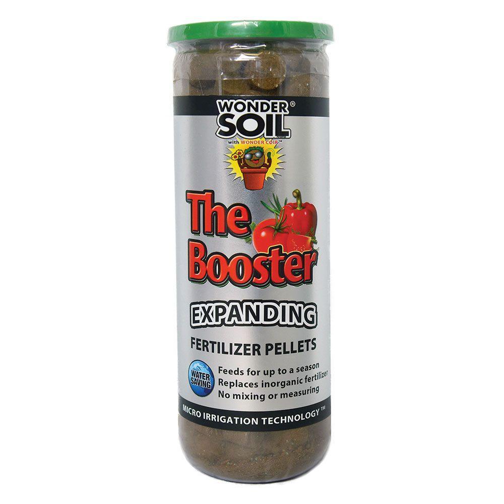 WONDER SOIL Fertilizer Booster Pellets