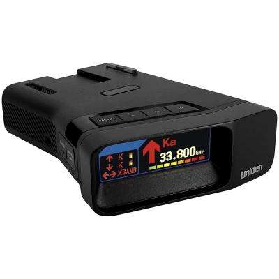 Extreme Long-Range Laser/Radar Detector with GPS and Threat Direction