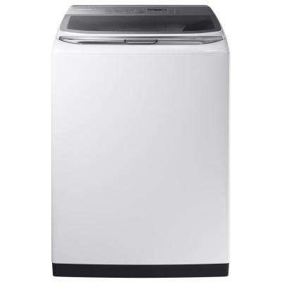 5.2 cu. ft. High-Efficiency Top Load Washer with Activewash in White, ENERGY STAR