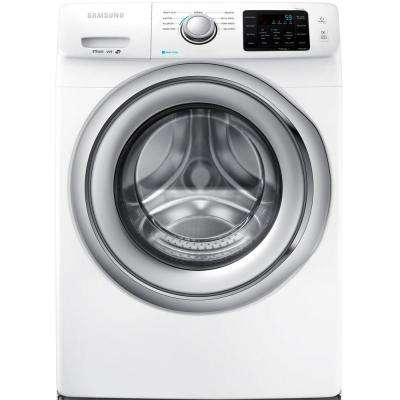 4.2 cu. ft. Front Load Washer with Steam in White, ENERGY STAR