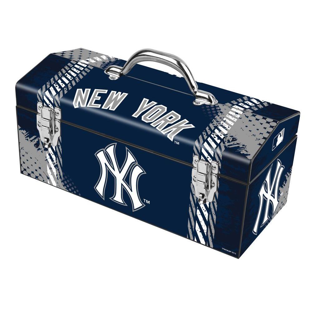 16 in. New York Yankees MLB Tool Box