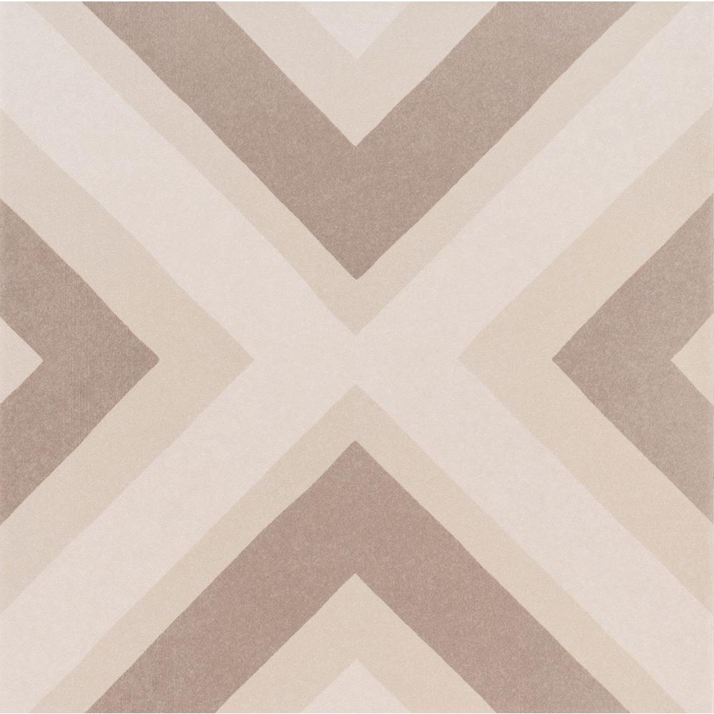 MS International Geometrica 8 in. x 8 in. Glazed Porcelain Floor and Wall Tile (11.11 sq. ft. / case)