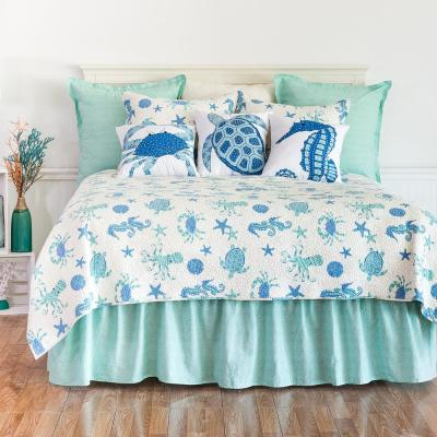 Brisbane Twin Quilt Set