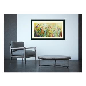 Amanti Art 43 inch x 26 inch Outer Size 'Within' by Jennifer Lommers Framed Art Print by Amanti Art
