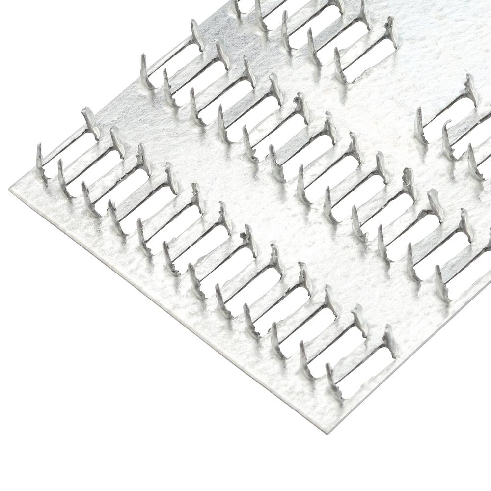 """100 ea 3/"""" x 4/"""" Truss Plate Mending Plate Nail Teeth Structural Connecting Plat"""
