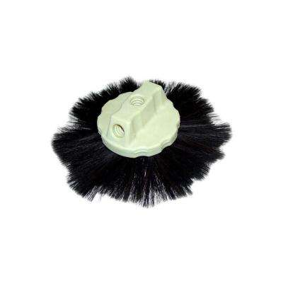 11 in. Shagged Horsehair/Poly Stipple Brush