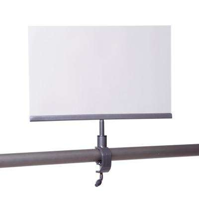 11 in. W x 7 in. H Sign Holder with Stem Mount