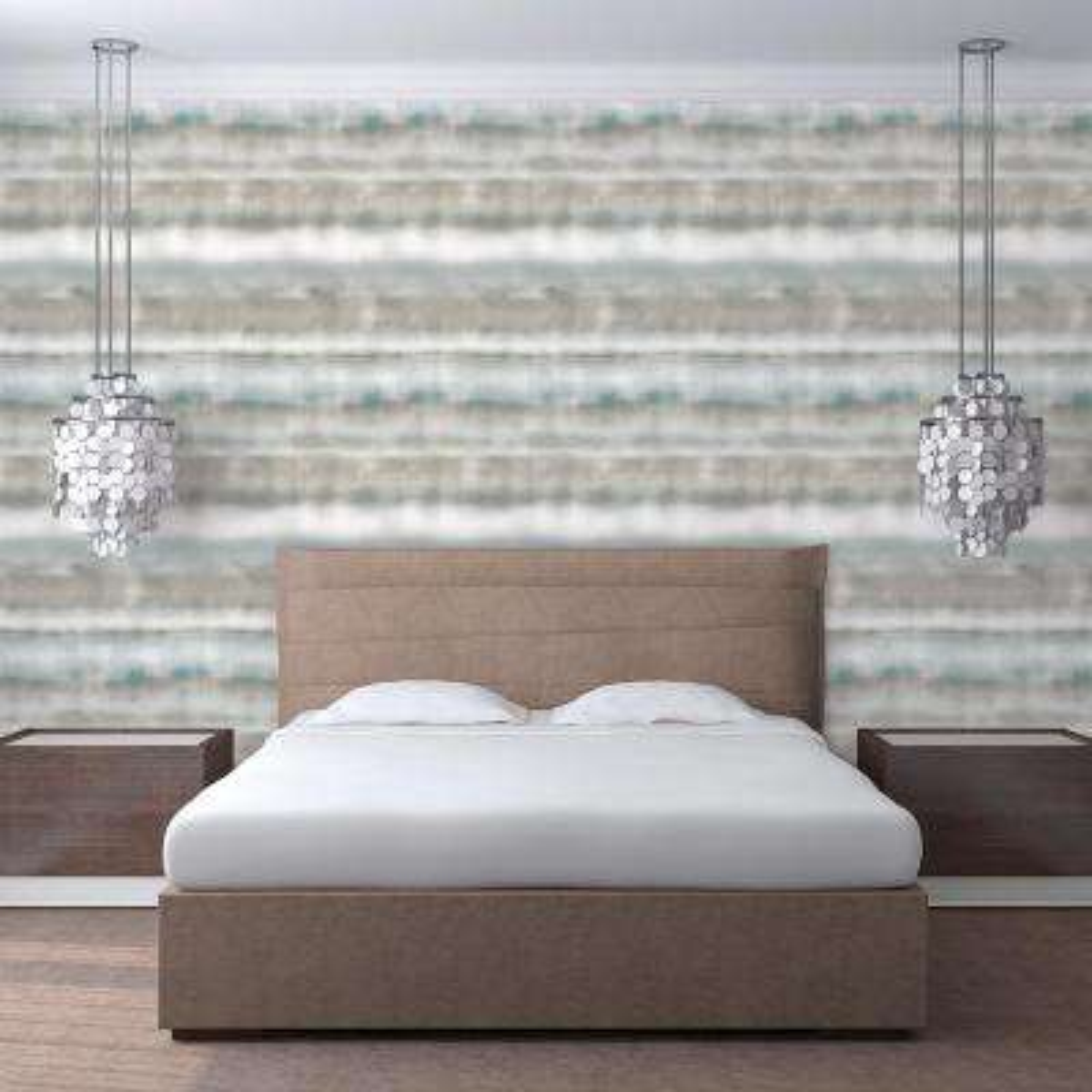 Emerald Sand Fade Wallpaper