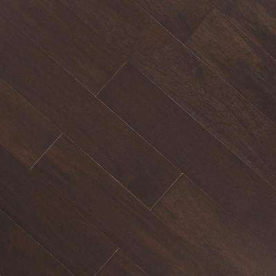Auburn Acacia 3/8 in. T x 5 in. W x Varying Length Click Lock Exotic Engineered Hardwood Flooring (26.25 sq. ft./case)
