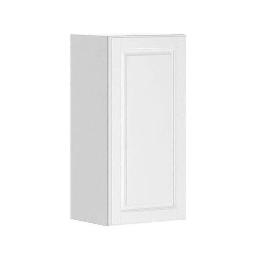 Ready to Assemble 15x30x12.5 in. Birmingham Wall Cabinet in White Melamine