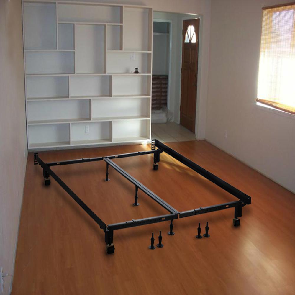 Beautyrest Adjustable Metal Bed Frame SIM-6556BRG-I