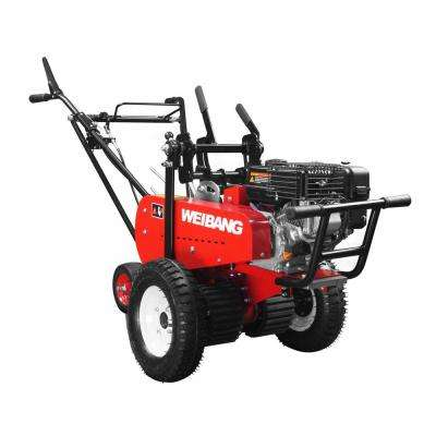 Sod Cutter Pro 18 in. 6-HP Engine Gas Commercial Walk Behind Mower