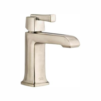 Townsend Single Hole Single-Handle Bathroom Faucet with Speed Connect Drain in Brushed Nickel