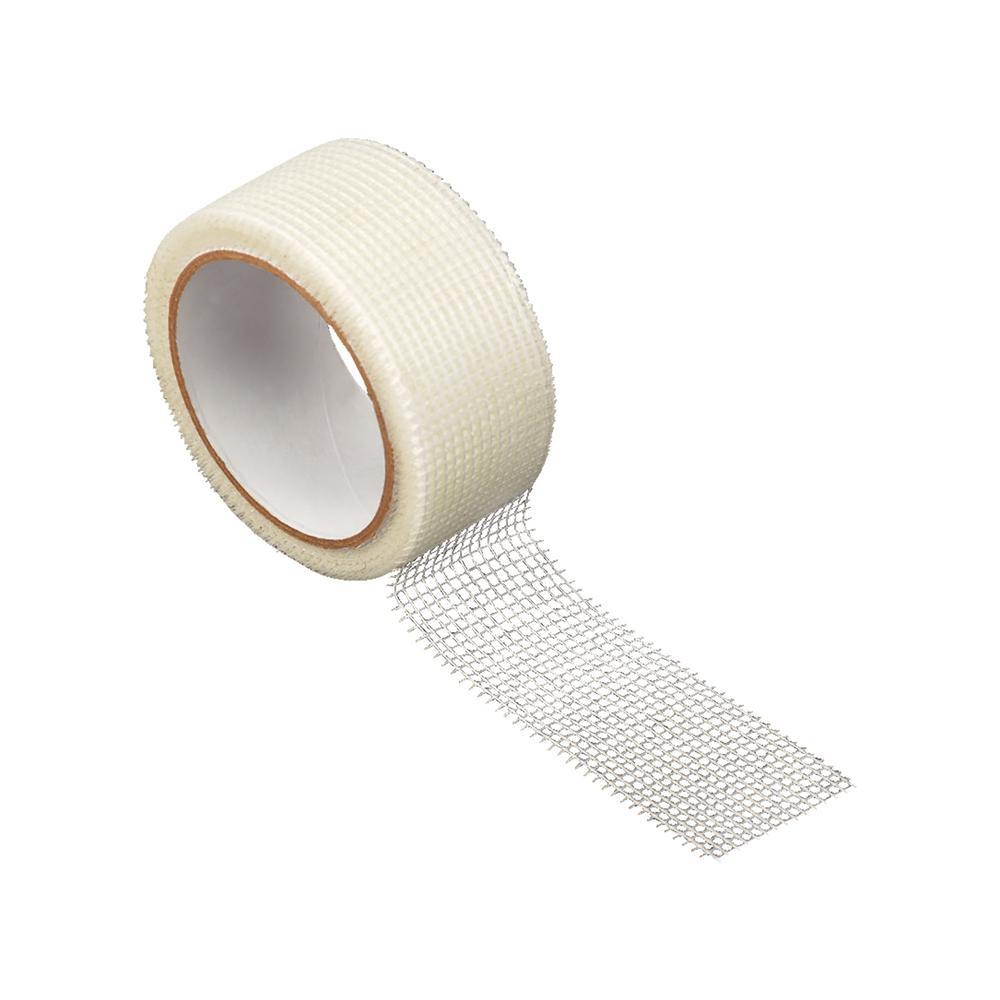 2 in. x 50 ft. Indoor Alkaline Resistant Backer Board Seam Tape Roll