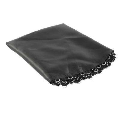 Trampoline Replacement Jumping Mat, Fits for 15 ft. Round Frames with 96 V-Rings, Using 7 in. Springs-Mat Only
