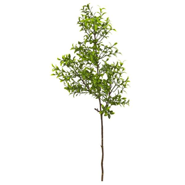 Indoor 23 Boxwood Spray Artificial Plant (Set of 12)