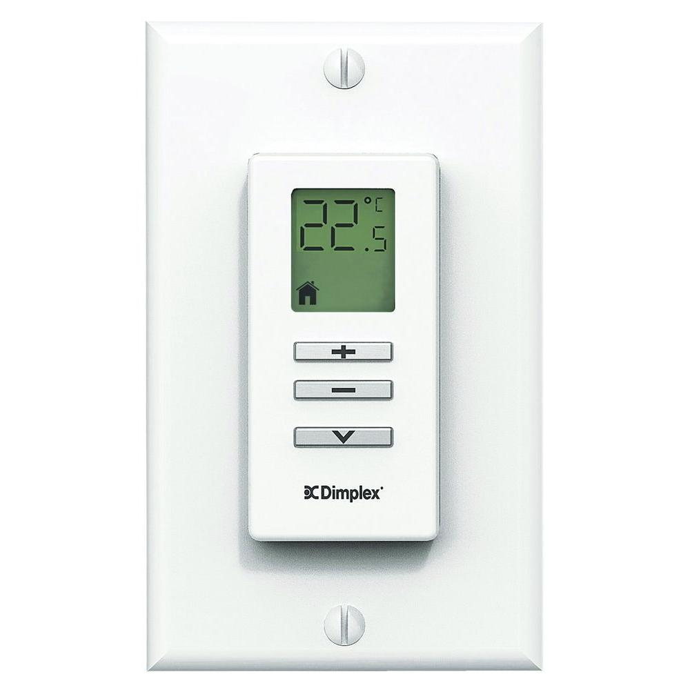 Wall Mount Remote Thermostat Kit