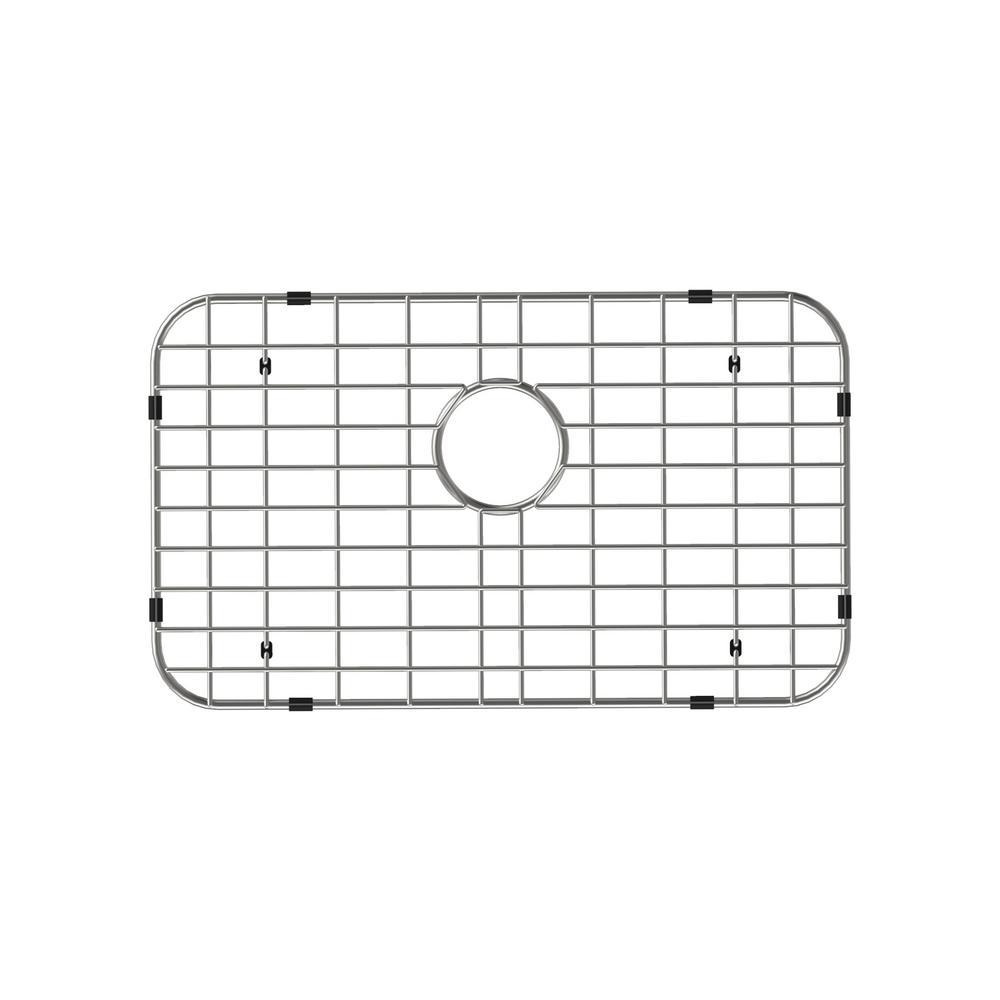 26 in. x 18 in. Stainless Steel, Undermount Kitchen Sink Grid