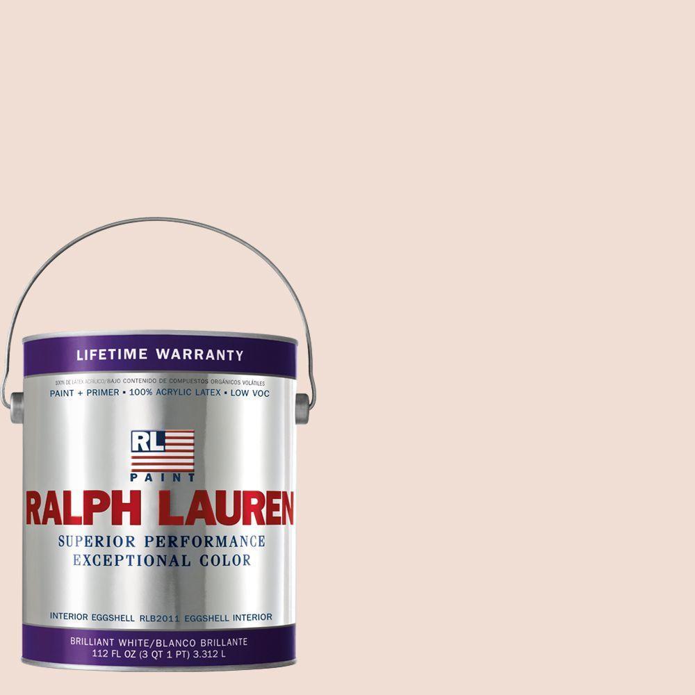 Ralph Lauren 1-gal. Tea Rose Eggshell Interior Paint